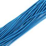 Snur elastic albastru