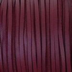 Faux-suede maro roscat imitatie piele