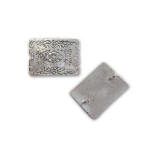 Sild metalic argintiu