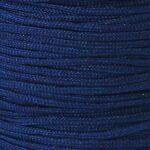 Snur impletit nylon albastru inchis