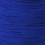 Snur impletit nylon albastru