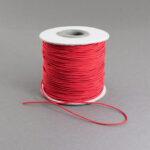 Snur elastic rosu
