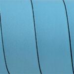 Piele naturala lata bleu