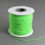 Snur elastic verde neon
