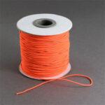 Snur elastic portocaliu