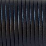 Piele naturala lata negru