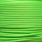 Snur PP verde neon