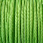 Snur impletit PP verde neon