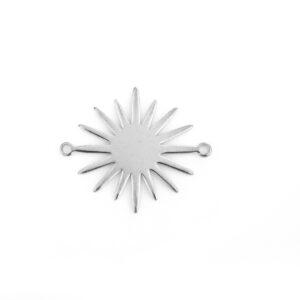 Conector soare argintiu